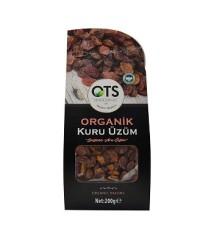 OTS - Organik Kuru Üzüm Çekirdeksiz 200 gr