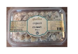 Ekotime - Organik Mantı 500 gr