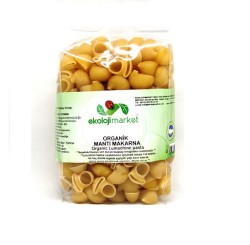 Ekoloji Market - Organik Mantı Makarna 300 gr