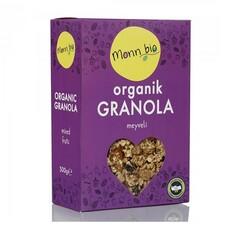 Monn Bio - Organik Meyveli Granola 300 gr