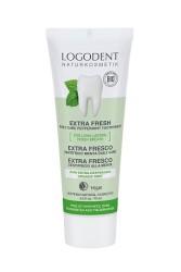 Logona - Organik Nane Özlü Günlük Bakım Diş Macunu Extra Fresh 75 ml