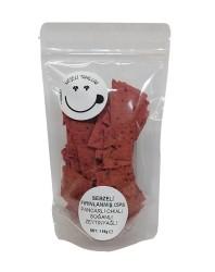 Gekoo - Organik Vegan Fırınlanmış Pancarlı Soğanlı Zeytinyağlı Cips 115 gr