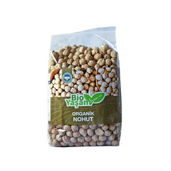 Eko Bio Yaşam - Organik Nohut 500 gr