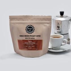At Origin - Organik Colombia Excelso Orta Kavurma Çekirdek Kahve 250gr