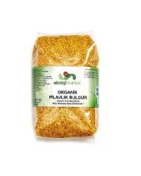 Ekoloji Market - Organik Pilavlık Bulgur 500 gr