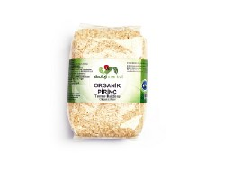 Ekoloji Market - Organik Pirinç 1 kg
