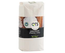 OTS - Organik Pirinç Unu 750 gr