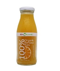 Ben Organik - Organik Portakal Suyu 250 ml