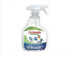 Friendly - Organik Puset Ve Araba Koltuğu Temizleyici 650 ml