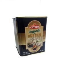Çaykur - Organik Rize Çayı Hediyelik Teneke 100 gr