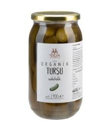 Yerlim - Organik Salatalık Turşusu 900 gr (Glutensiz , Vegan)