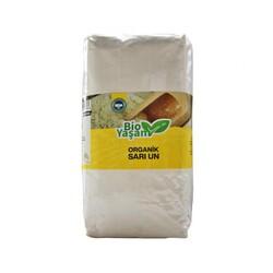 Eko Bio Yaşam - Organik Sarı Un 1 kg