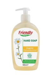 Friendly - Organik Sıvı El Sabunu Papatya 500 ml