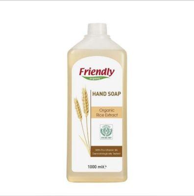 Organik Sıvı El Sabunu Pirinç 1 lt
