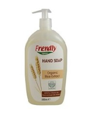 Friendly - Organik Sıvı El Sabunu Pirinç 500 ml