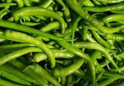 Organik Sivri Biber (500 gr )