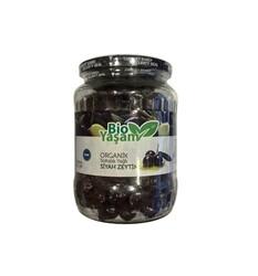 Eko Bio Yaşam - Organik Siyah Zeytin Net: 420 gr