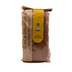 BACA - Organik Siyez Ekmek 700 gr