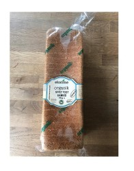 Ekotime - Organik Siyez Tost Ekmeği 700 gr