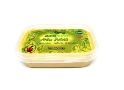 Ekoloji Market - Organik Tahin Helvası Antep Fıstıklı 250 gr