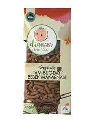 DİABABY - Organik Tam Buğday Bebek Makarnası 330 gr