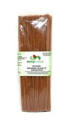 Ekoloji Market - Organik Tam Buğday Spagetti Makarna 350 gr