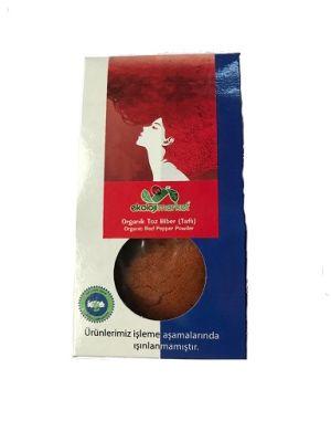 Organik Tatlı Toz Biber 40 gr