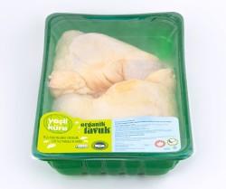 Yeşil Küre - Organik Tavuk But 1.044 gr (63TL/KG)
