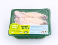 Yeşil Küre - Organik Tavuk Kanat 550 gr (42TL/ KG)