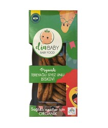 DİABABY - Organik Tereyağlı Siyez Unlu Bisküvi 150 gr