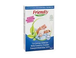 Friendly - Organik Toz Çamaşır Deterjanı 1 kg