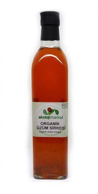 Organik Üzüm Sirkesi 500 ml