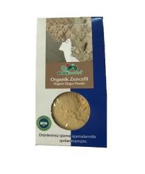 Ekoloji Market - Organik Zencefil 30 gr