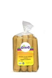 Gekoo - Organik Zeytinyağlı Ekşi Mayalı Vegan Sade Grissini 150 gr