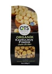 OTS - Organik Kavrulmuş Fındık 200 gr