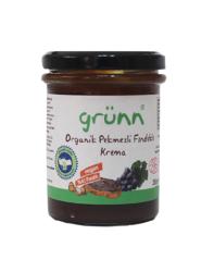 Grünn - Organik Pekmezli Fındık Krema 200 gr