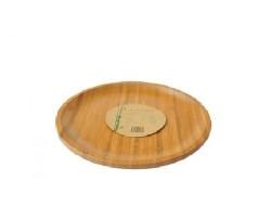Bambum - Penne Yuvarlak Tabak - 28 cm