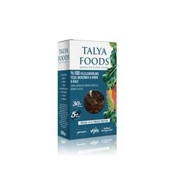 TALYA FOODS - Talya Foods Filizlendirilmiş Yeşil Mercimek & Kinoa & Kale Makarna 200g