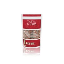 TALYA FOODS - Red Mix Kurutulmuş Sebzeler - Filizlendirilmiş Kırmızı Mercimek Çorbalık Karışım 200 gr